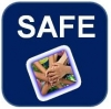 safe logo small square